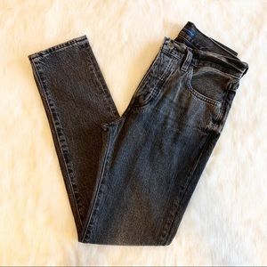 Levi's Twig High Slim Ankle Length Jeans 25